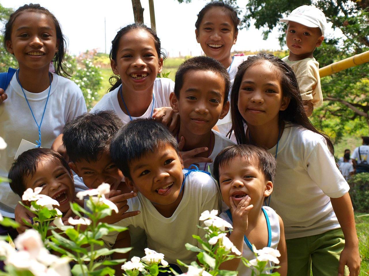 フィリピンの子どもたちへ、適切な英語教育を★プロジェクト
