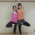由奈先生のインストラクションにより、体が動かしやすく、体力も付いて、疲れにくくなってきました!